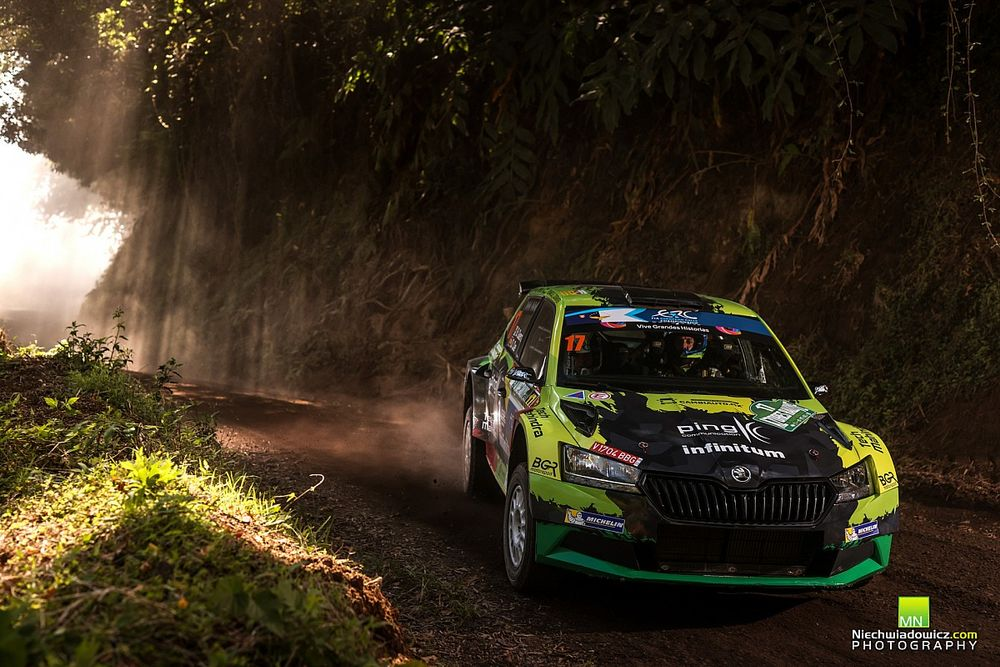 Mistrzostwa Europy idealne dla Rally2