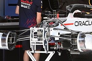 Turkish GP: The latest F1 technical images on display