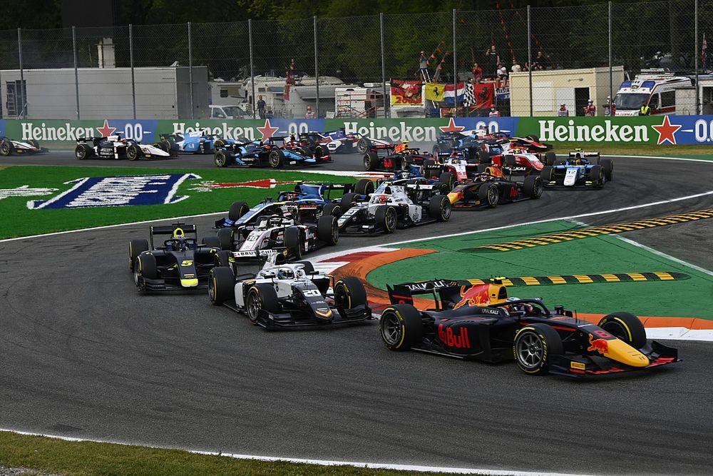 FIA Formula 2 dan FIA Formula 3 Ubah Format Balap untuk 2022