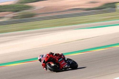 Resumen: la carrera de MotoGP del Gran Premio de Aragón