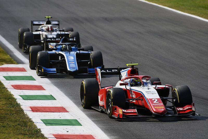 F2: Piastri supera Zhou e vence em Monza; Fittipaldi é 12º