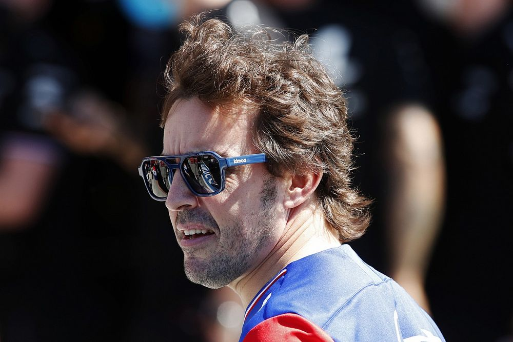 """Alonso an """"ideal"""" option for Alpine if it builds new car for WEC"""