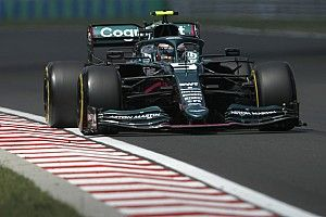 Aston Martin modified all visible F1 car parts to recover 2021 form