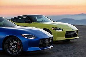 """スーパーGTに""""Z""""が帰ってくる? 日産新型Zを発表、GT500への投入は早くても2024年か"""