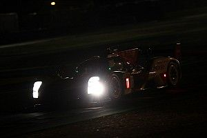 Doblete de Toyota en la FP2 de las 24 horas de Le Mans