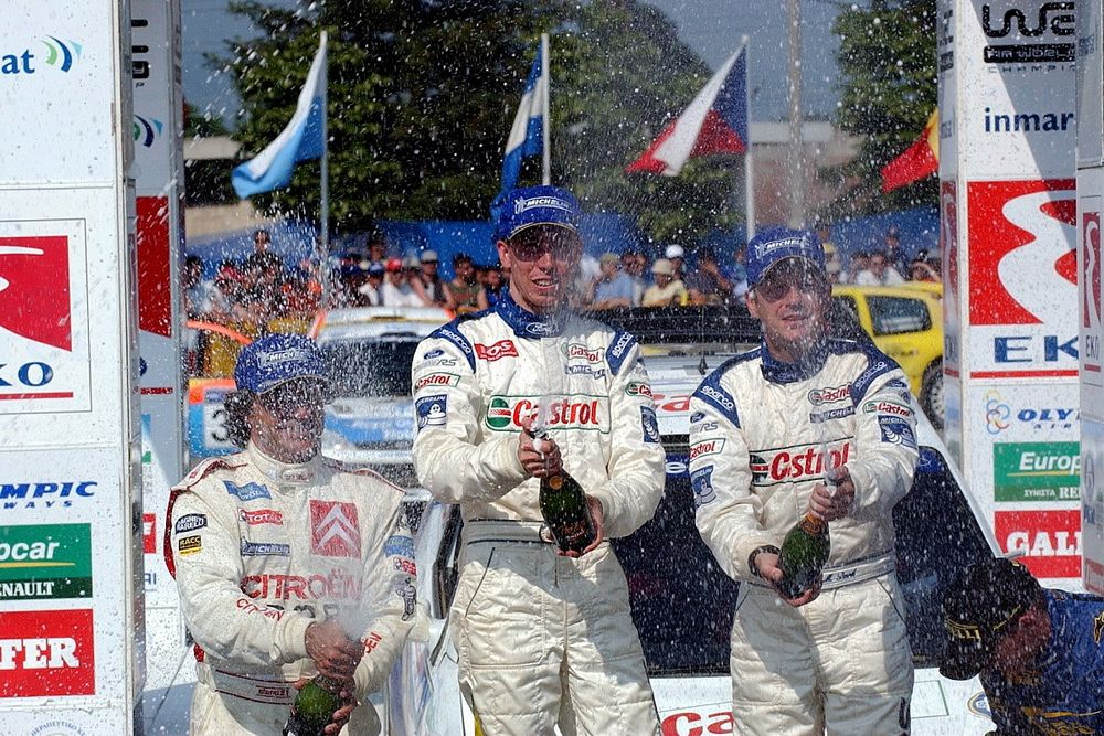 The WRC drivers that came of age at the Acropolis Rally