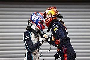 Belçika GP: Verstappen pole pozisyonunu aldı, Russell harika turuyla ikinci!