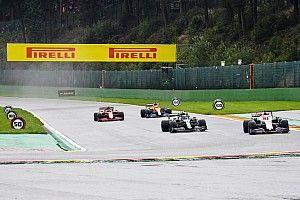 La parrilla final de Bélgica F1 tras sanciones y accidentes