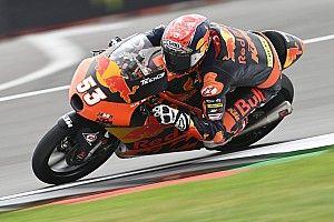 Moto3 Aragon 2. antrenman: En hızlısı Deniz Öncü