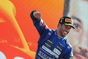 Why Ricciardo was set for Monza F1 triumph even without Verstappen/Hamilton crash