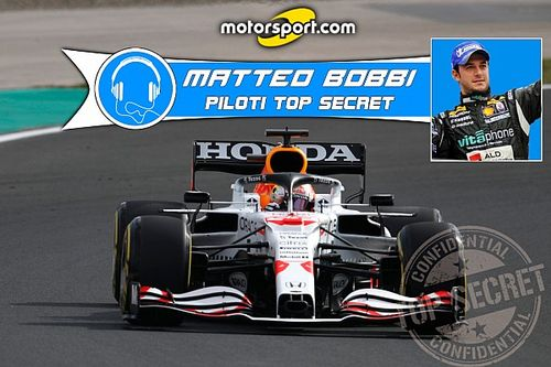 """Bobbi: """"Verstappen in difficoltà: RB16B con sovra e sottosterzo"""""""