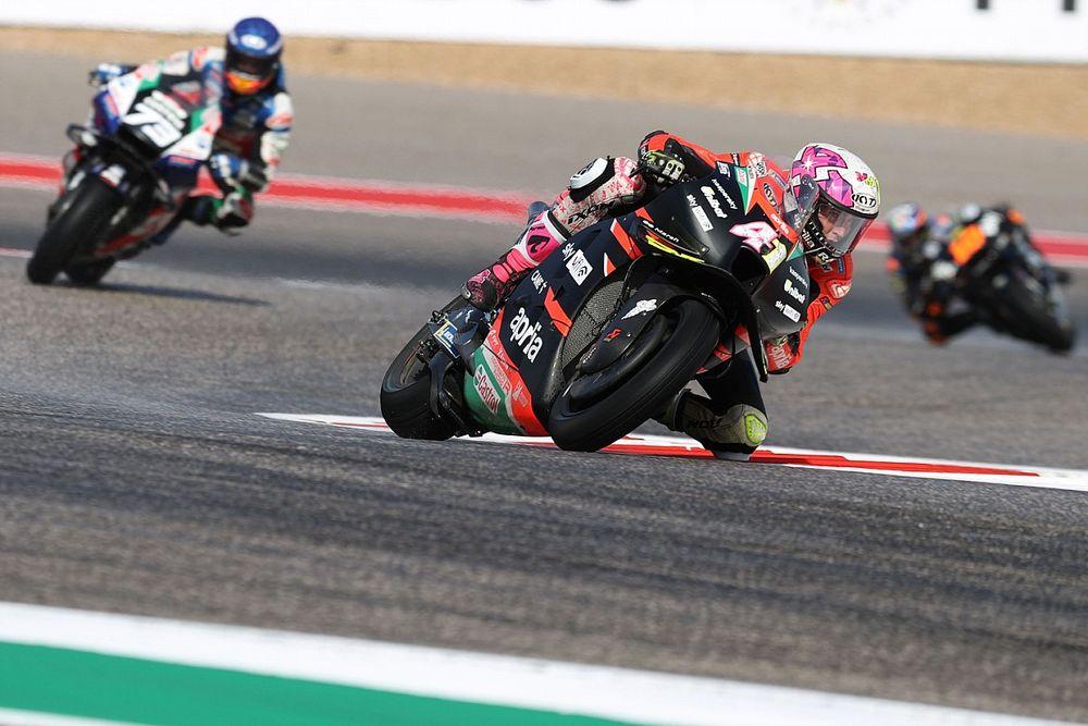 MotoGP-rijders vinden gehoor bij COTA: circuit krijgt deels nieuw asfalt