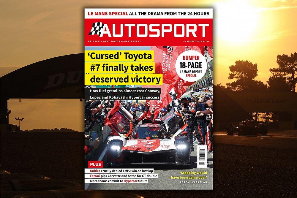 Magazine: Le Mans 24 Hours review