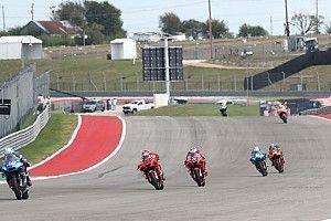 Austin reasfalta su circuito para la F1 tras las quejas de MotoGP