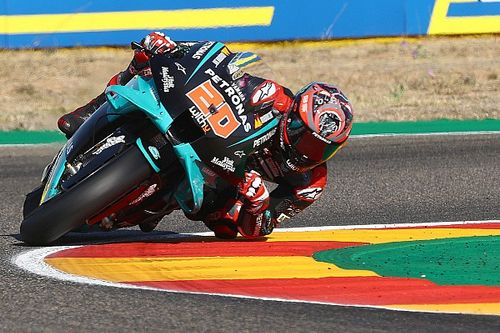 Quartararo: MotoGP title pressure on factory riders, not me