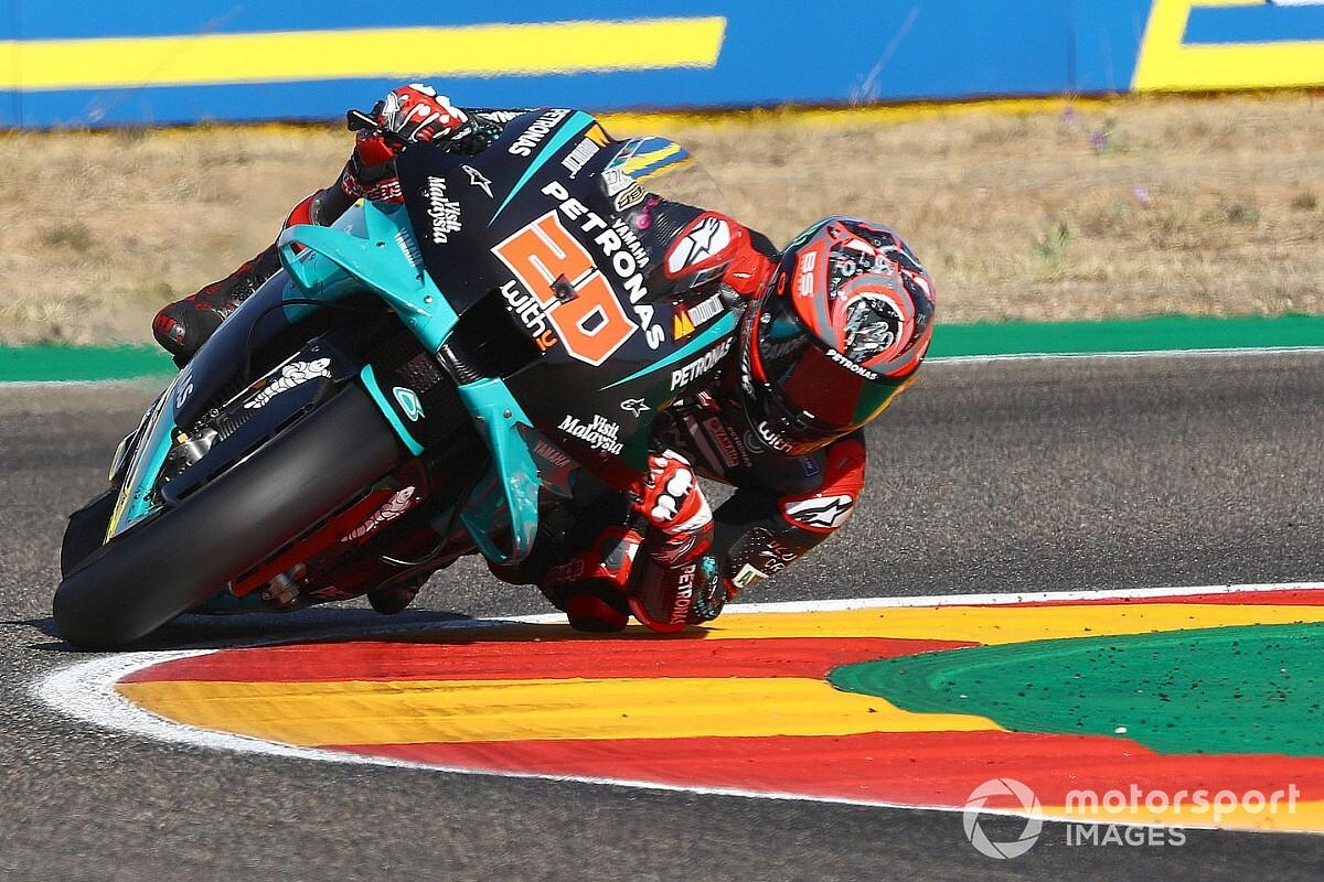 Quartararo: MotoGP title pressure on factory riders, not me