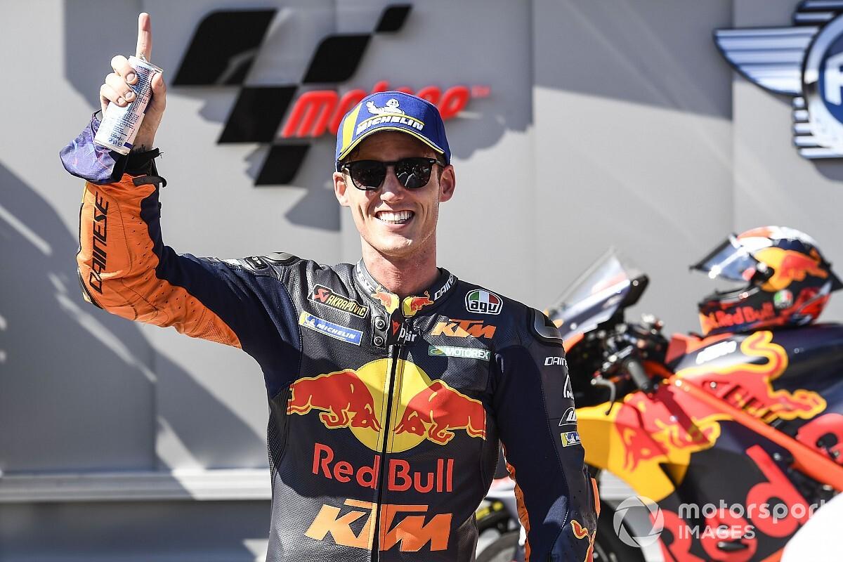 Styria MotoGP: Espargaro scores first pole for KTM