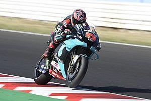 """Quartararo: """"Bello essere primi, ma Yamaha non è la miglior moto"""""""