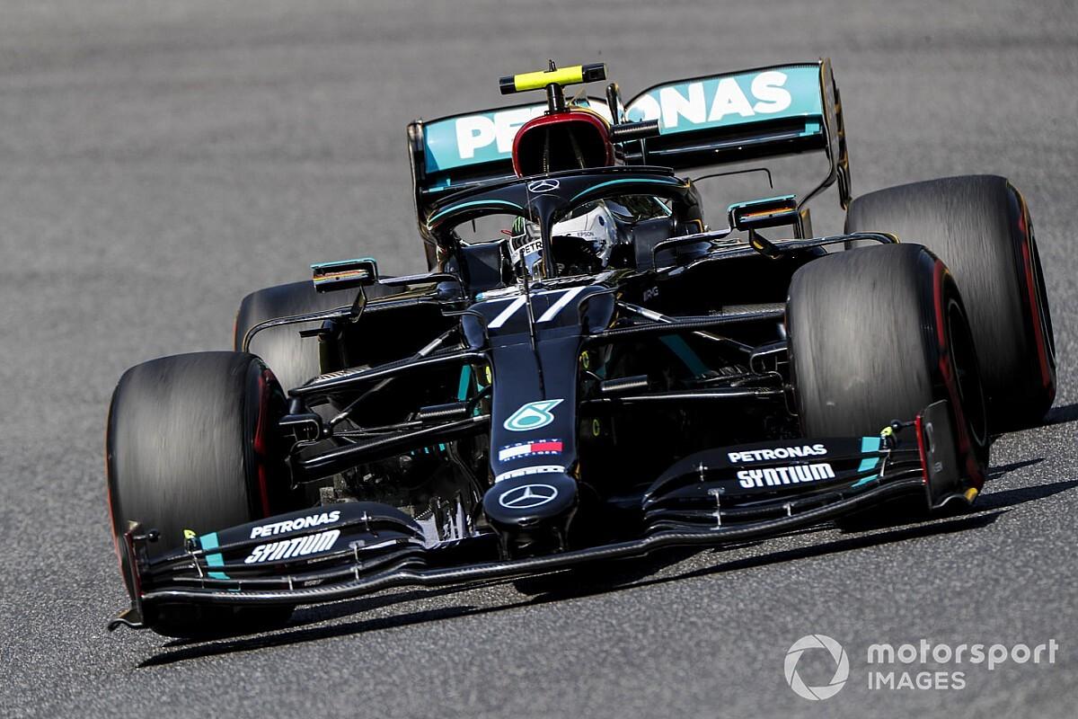 F1トスカーナFP2:メルセデスがワンツーで初日締めくくる。レッドブルは3、4番手