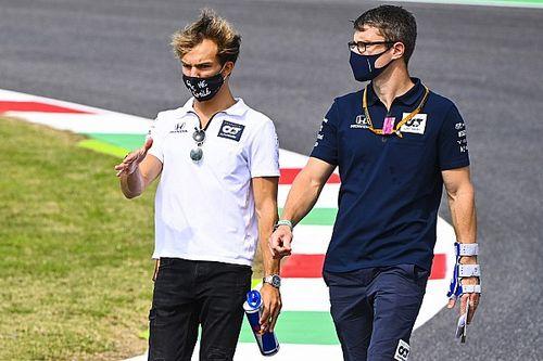 Vettel üdvözölte Gaslyt a Toro Rosso győzteseinek klubjában