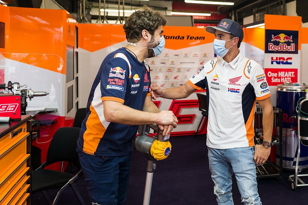 MotoGP: terza operazione per Marquez? Honda smentisce!