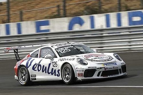 Ten Voorde wygrywa w Le Mans