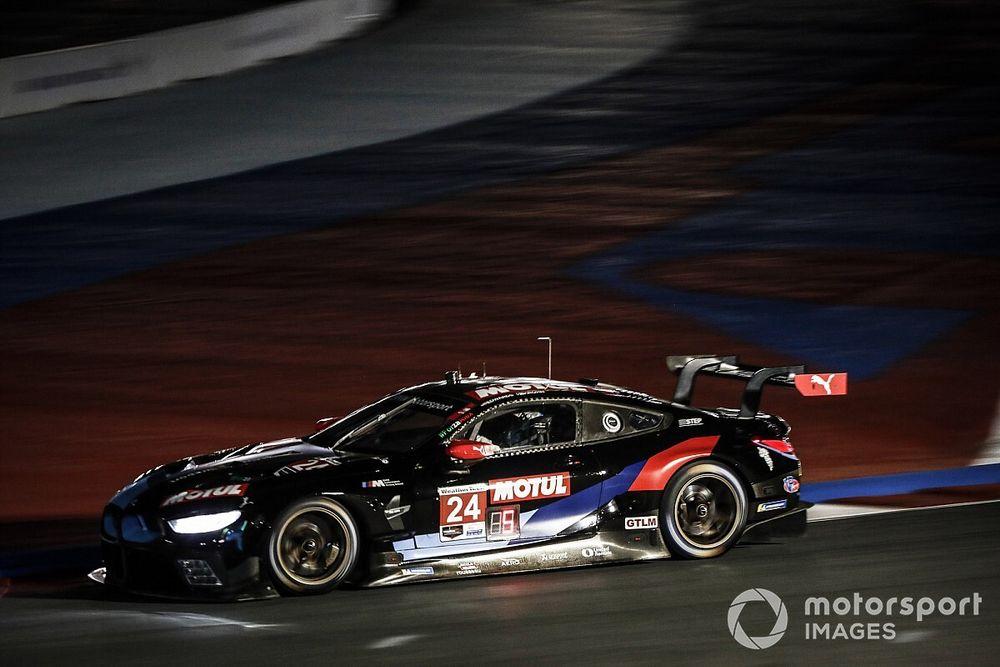 IMSA Charlotte: Krohn leads BMW 1-2 on the CMS Roval