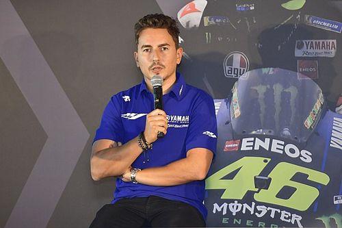 """Lorenzo: Yamaha não me """"desperdiçou"""" com falta de testes na MotoGP"""