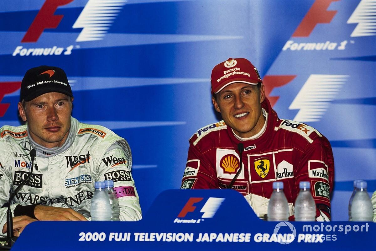 Michael Schumacher legemlékezetesebb pályán kívüli pillanatai