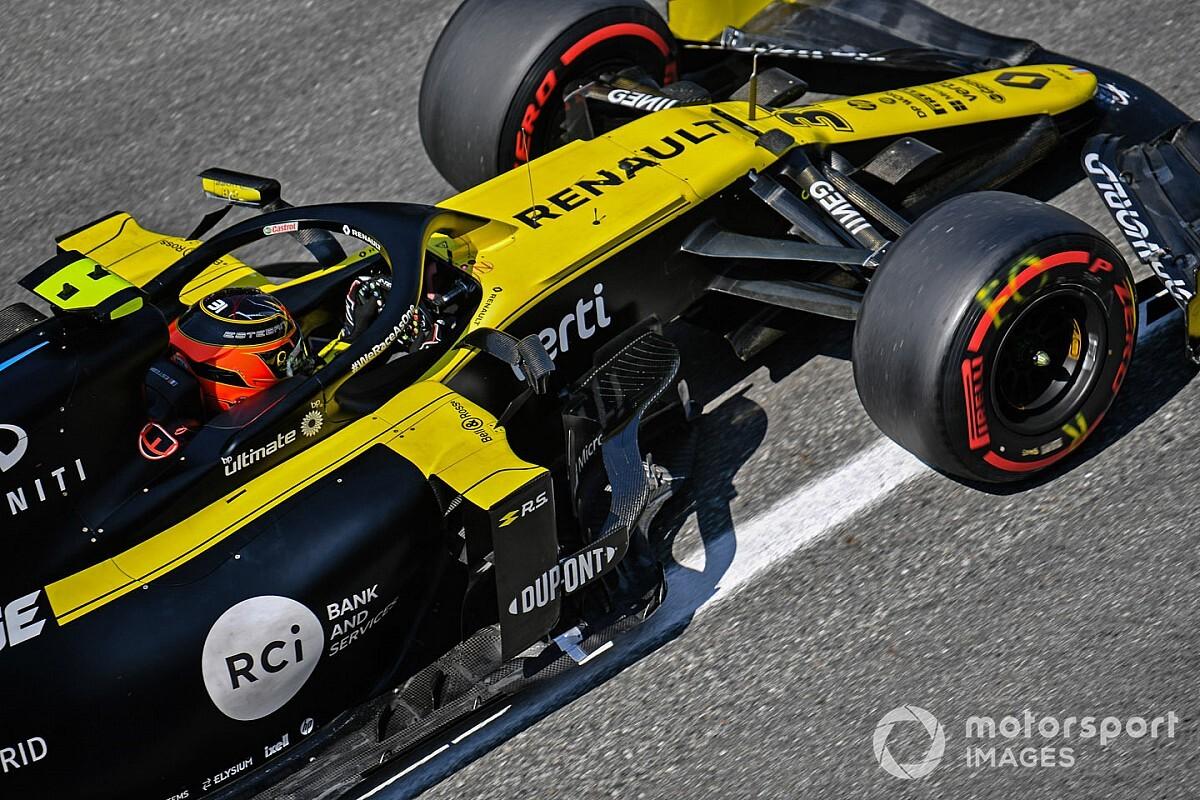 """Ocon: """"Avec Räikkönen, j'ai fait ce que j'avais à faire"""""""