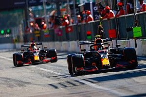 The Verstappen 'hustle' that Albon is chasing