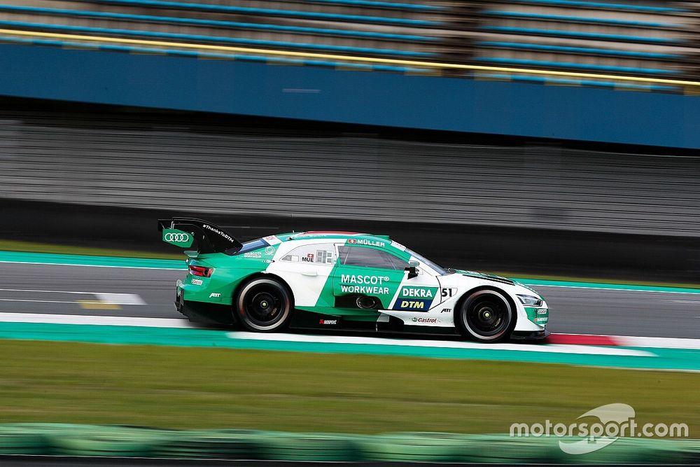 Nürburgring DTM: Müller ilk yarışı rahat şekilde kazandı