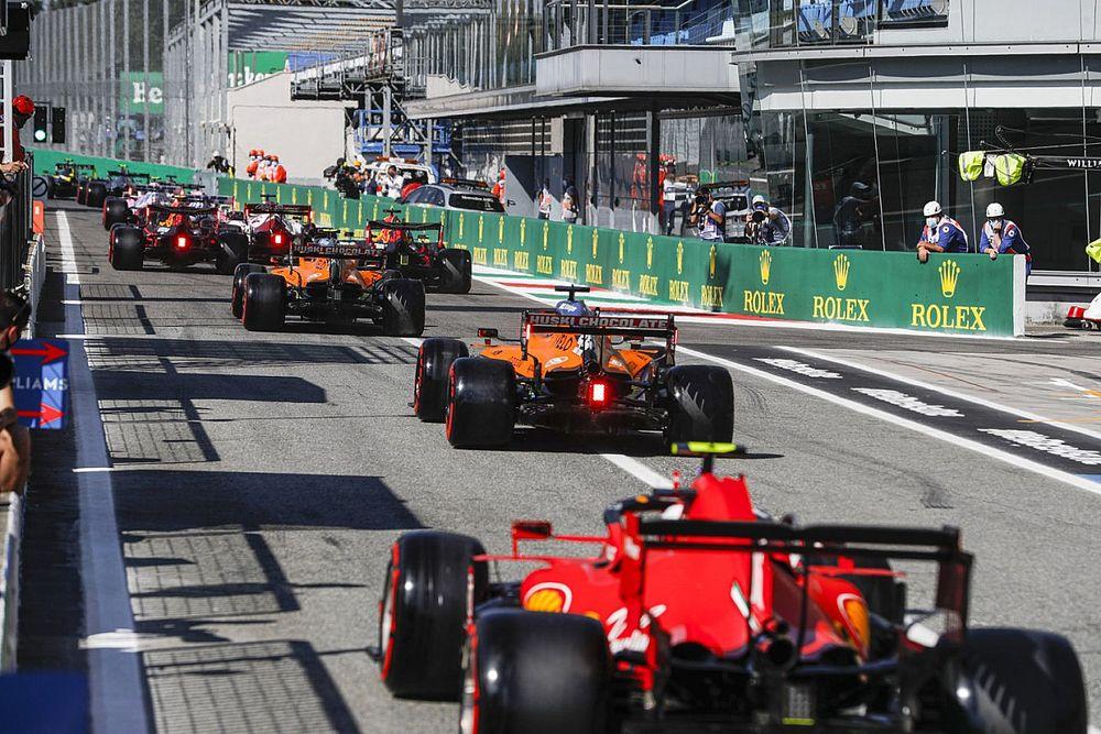 GP de Italia de F1: a qué hora es hoy VIERNES la clasificación