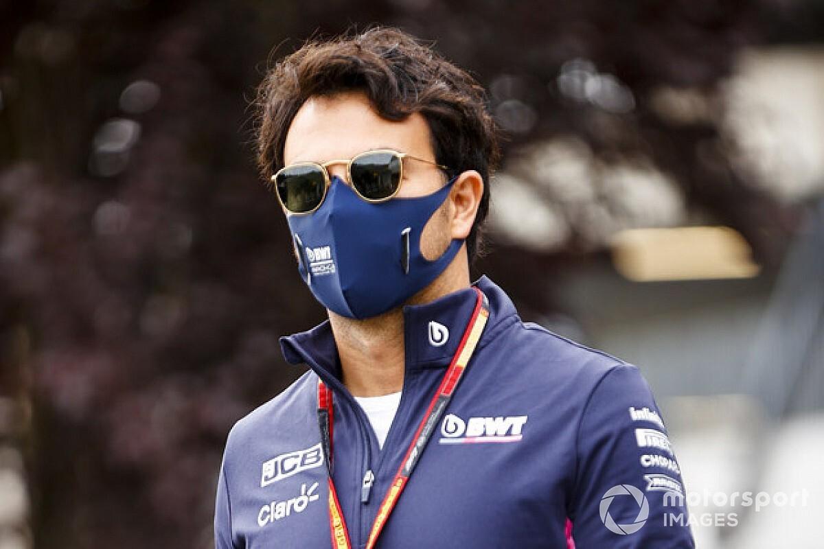 Perez not talking to rival Formula 1 teams