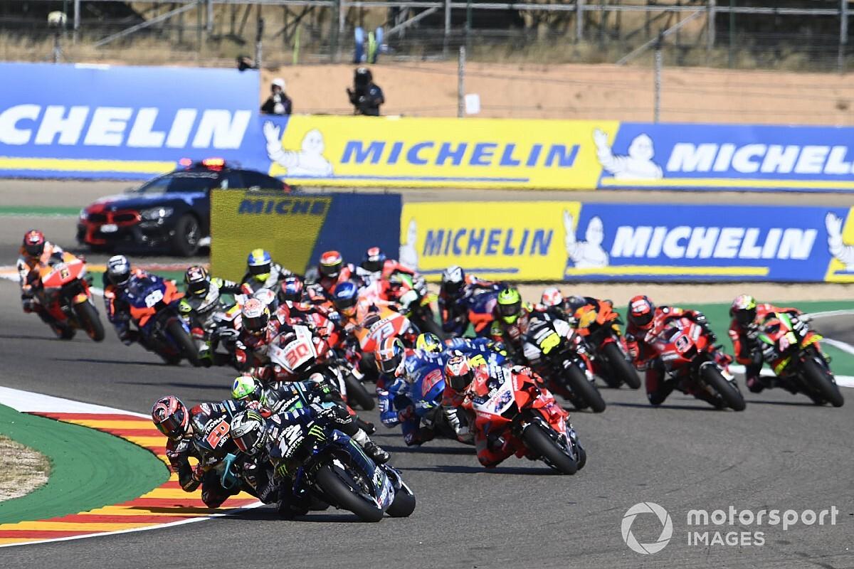 El vuelta a vuelta del Gran Premio de Aragón 2020 de MotoGP