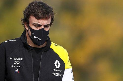 Alonso pracuje nad kondycją
