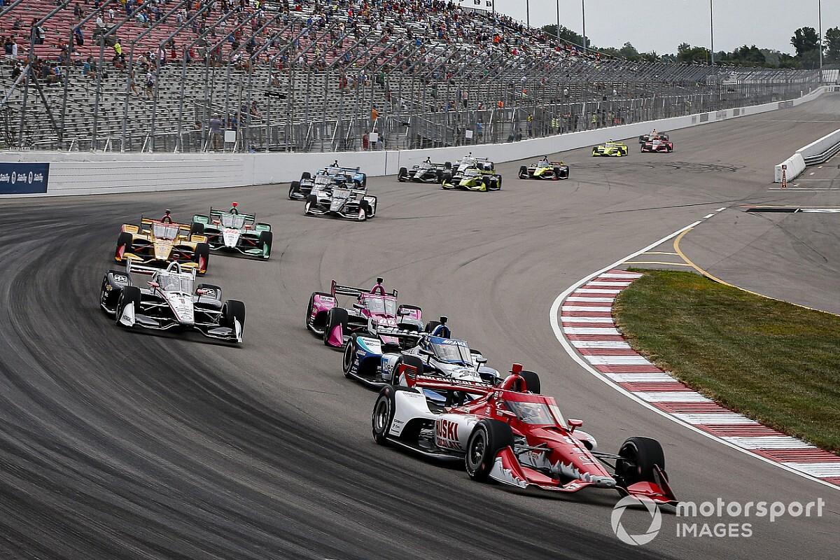Troisième constructeur, numérique : quel avenir pour l'IndyCar ?