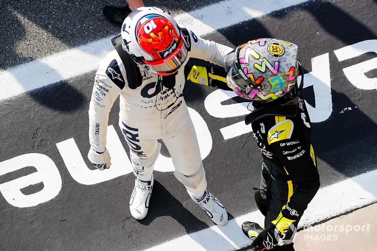 СМИ: Гасли начал переговоры с Renault