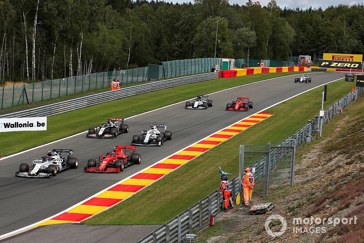 Duels en qualifications: le point après le GP de Belgique