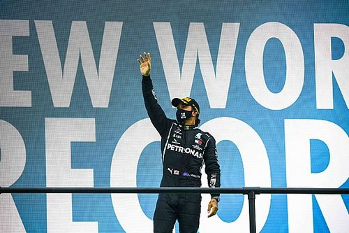 Course - Hamilton écrase tout, nouveau record absolu !