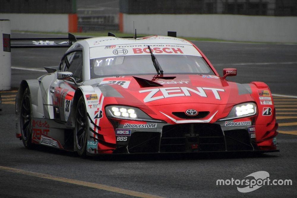 Motegi Super GT: Cerumo Toyota survives investigation for pole