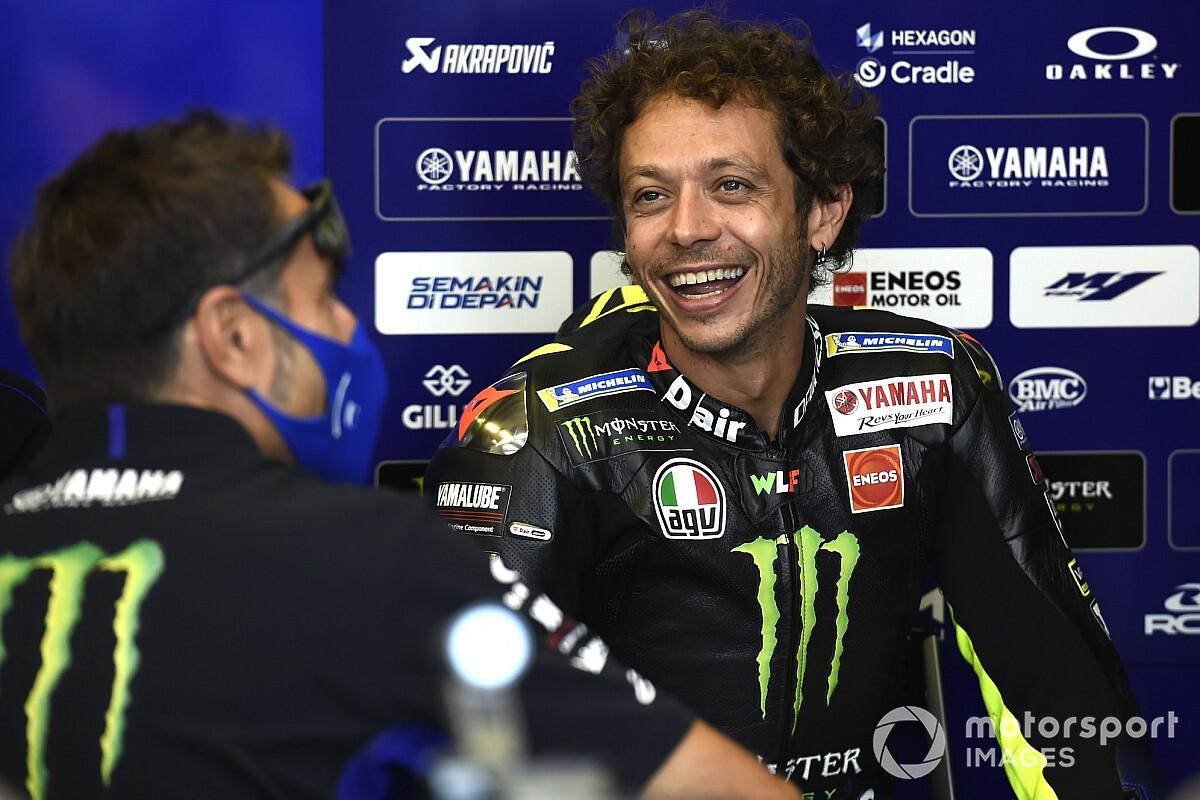 """Rossi: """"La experiencia es importante, pero la velocidad es clave"""""""