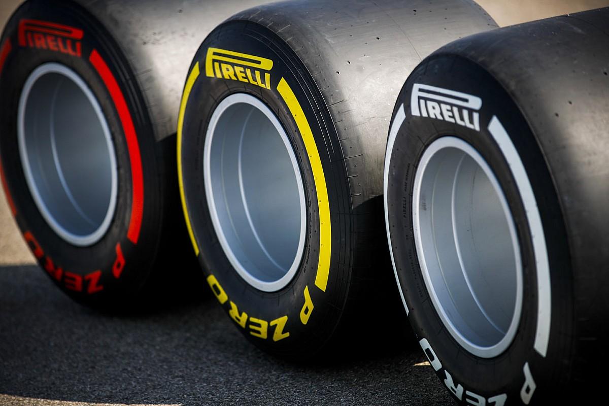 F1: Pirelli revela escolhas de pneus para 2021; Brasil terá gama mais macia que a de 2019