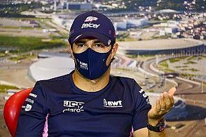 "Pérez: ""Racing Point comenzó a esconderme cosas"""