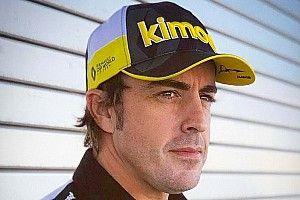 Ostrożne oczekiwania Alonso