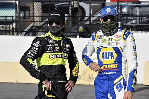 Blaney and Elliott agree: If you wreck, make sure you win