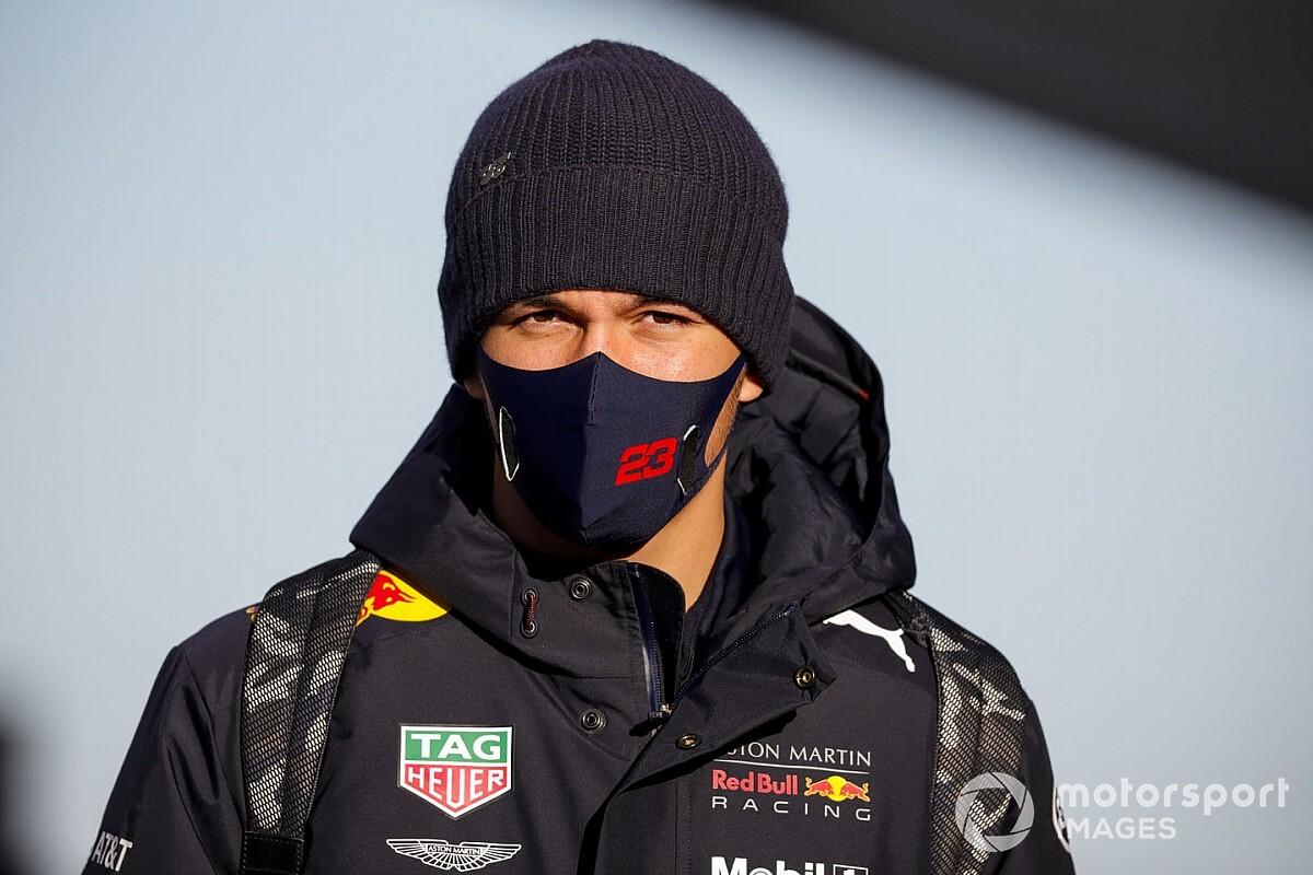 A Red Bull nem akarja eléggé a sikert, ha megtartja Albont?