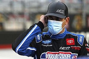 Stewart Friesen adds Cup race to his Bristol Dirt Track weekend