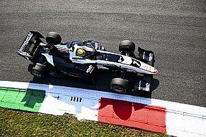 Pierwsze pole position Pourchaire'a