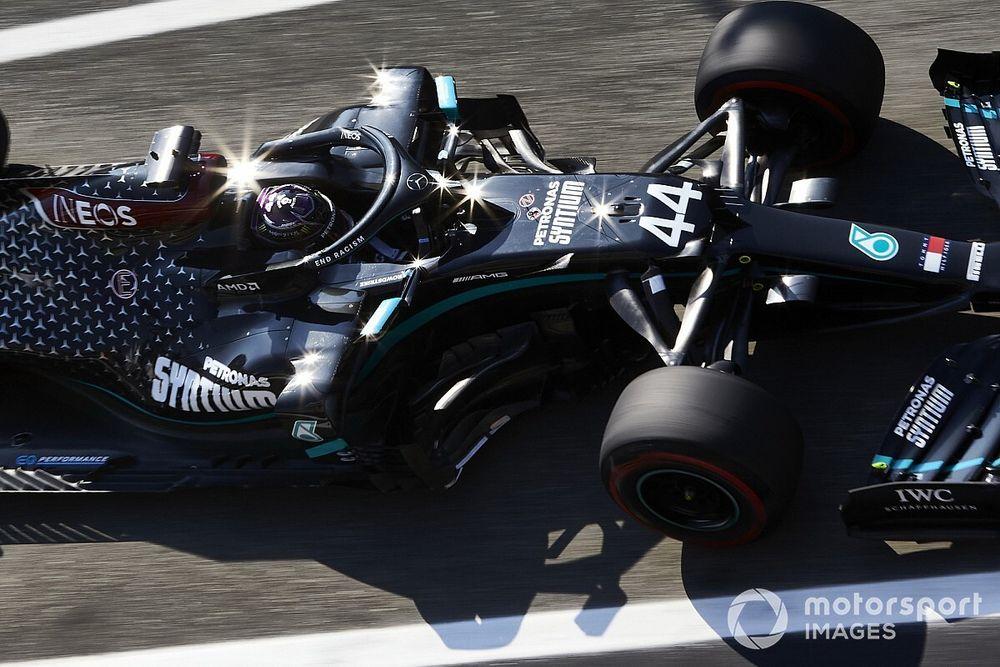 Vídeo: 'on board' de la vuelta más veloz de la historia de la F1